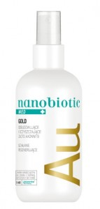 Złoto Nanobiotic MED Gold (150ml)